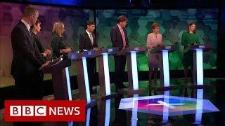 Baixar UK Election 2019: BBC Debate in Cardiff - BBC News