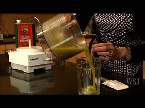 How to Make Garlic Oil: Cooking Confidential with Gail Monaghan