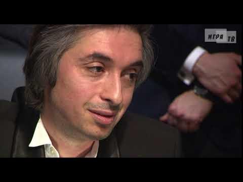 Решающий раунд «Что? Где? Когда?»: играет Ровшан Аскеров (26.11.2011)