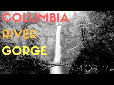 Day Trip up the Columbia River Gorge with the Mortons | MOTM VLOG 77