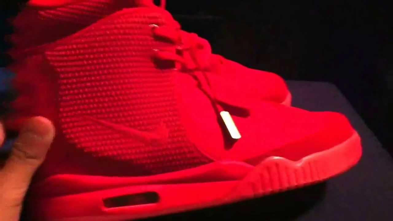 Nike Air Yeezy size 8 perfects aliexpress