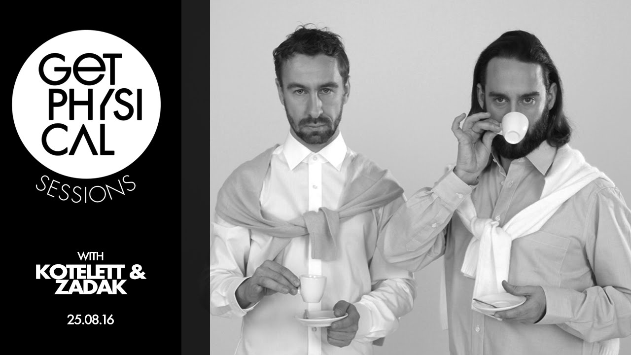 Download Get Physical Sessions Episode 68 with Kotelett & Zadak