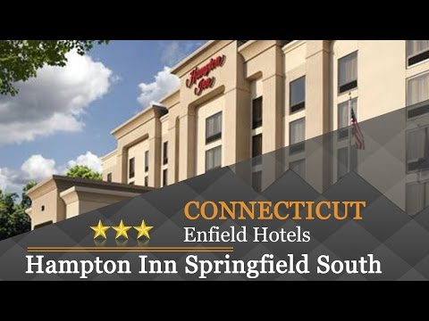 Hampton Inn Springfield South Enfield - Enfield Hotels, Connecticut