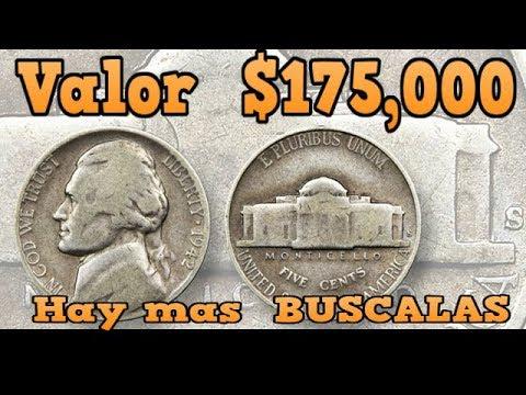 NICKEL CON VALOR DE $175,000 Dlls. TU LO PODRIAS TENER BUSCALO