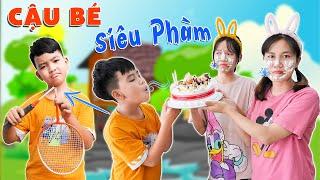 Cậu Bé Siêu Phàm ♥ Min Min TV Minh Khoa