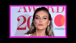 [Breaking News]Perrie Edwards leaves little to the imagination as she side in lingerie thumbnail