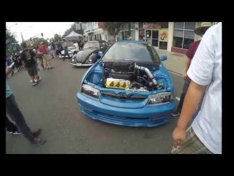 Shukai San Jose, Ca Japan Town Car Event 09/13/2015