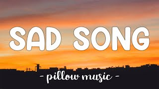 Download Sad Song - We The Kings (Lyrics) 🎵