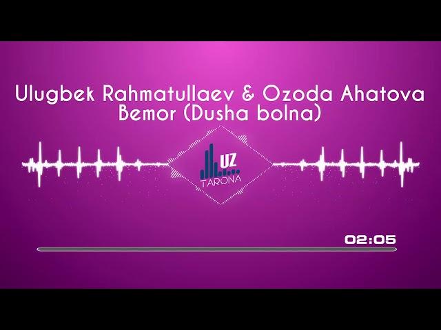 Ulugbek Rahmatullaev & Ozoda Ahatova