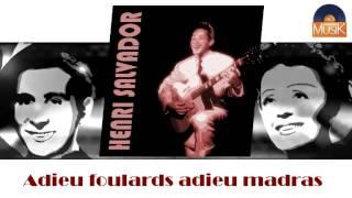 Henri Salvador - Adieu foulards adieu madras (HD) Officiel Seniors Musik