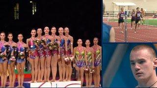 Винер-Усманова: для художественной гимнастики допинг - нонсенс
