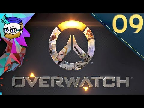 Trying Out Mercy, She's Pretty Good! | Noob Plays Overwatch #9
