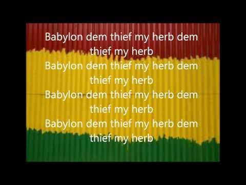 Alborosie- Herbalist Lyrics