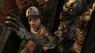 The Walking Dead: Season Two Episode 2: A House Divided — Начало игры