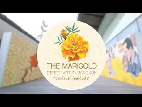 LPO The Marigold Street Art In Bangkok Ver3