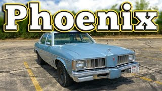 1977 Pontiac Phoenix: Regular Car Reviews