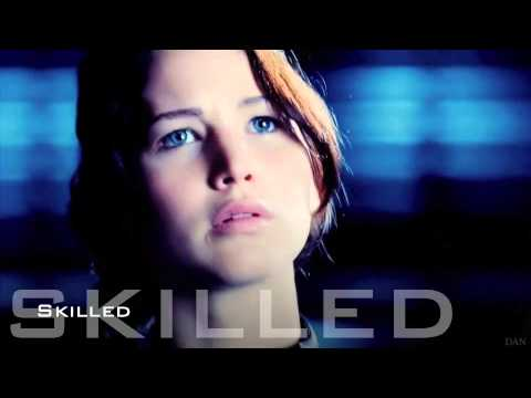 Katniss Everdeen Sponsor Commercial (Hunger Games School Project)