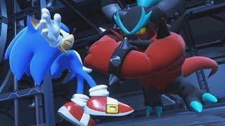 Sonic Forces: Zavok Boss Fight #1