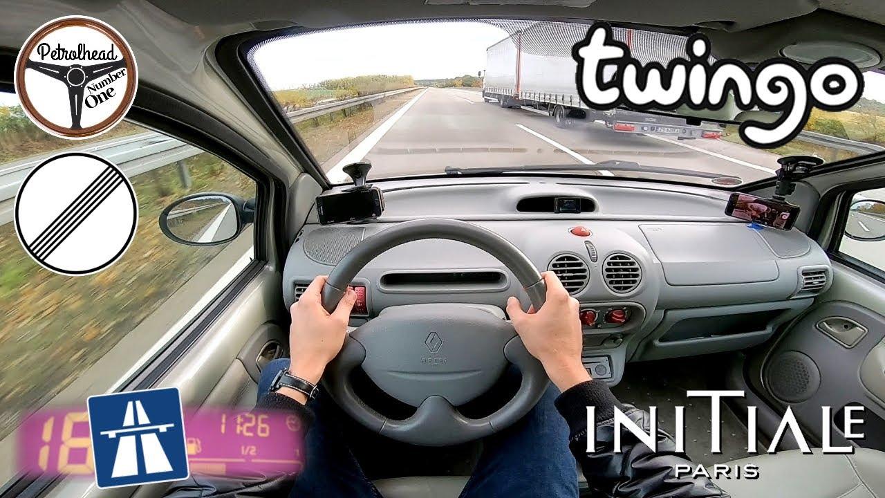 Download 2000 Renault Twingo 1.2 8V | V-max. Próba Autostradowa.