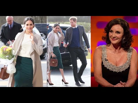 Royal Wedding 2018: Shirley Ballas reveals Meghan Markle and Prince Harry secret you need to know