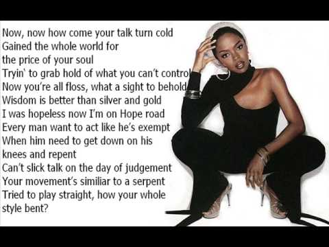 Lauryn Hill - Lost Ones [Instrumental/Karaoke] + LYRICS