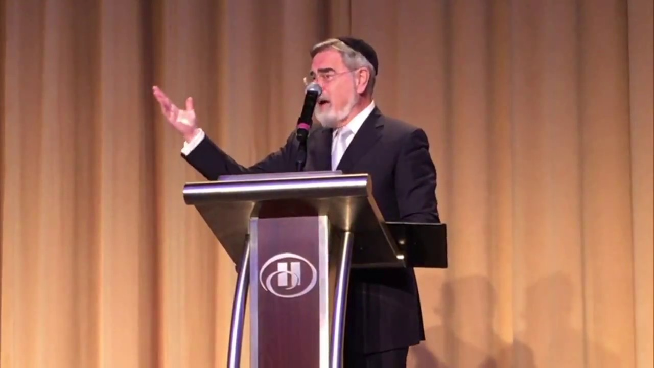 The Dignity of Difference - Rabbi Sacks at The National Prayer Breakfast