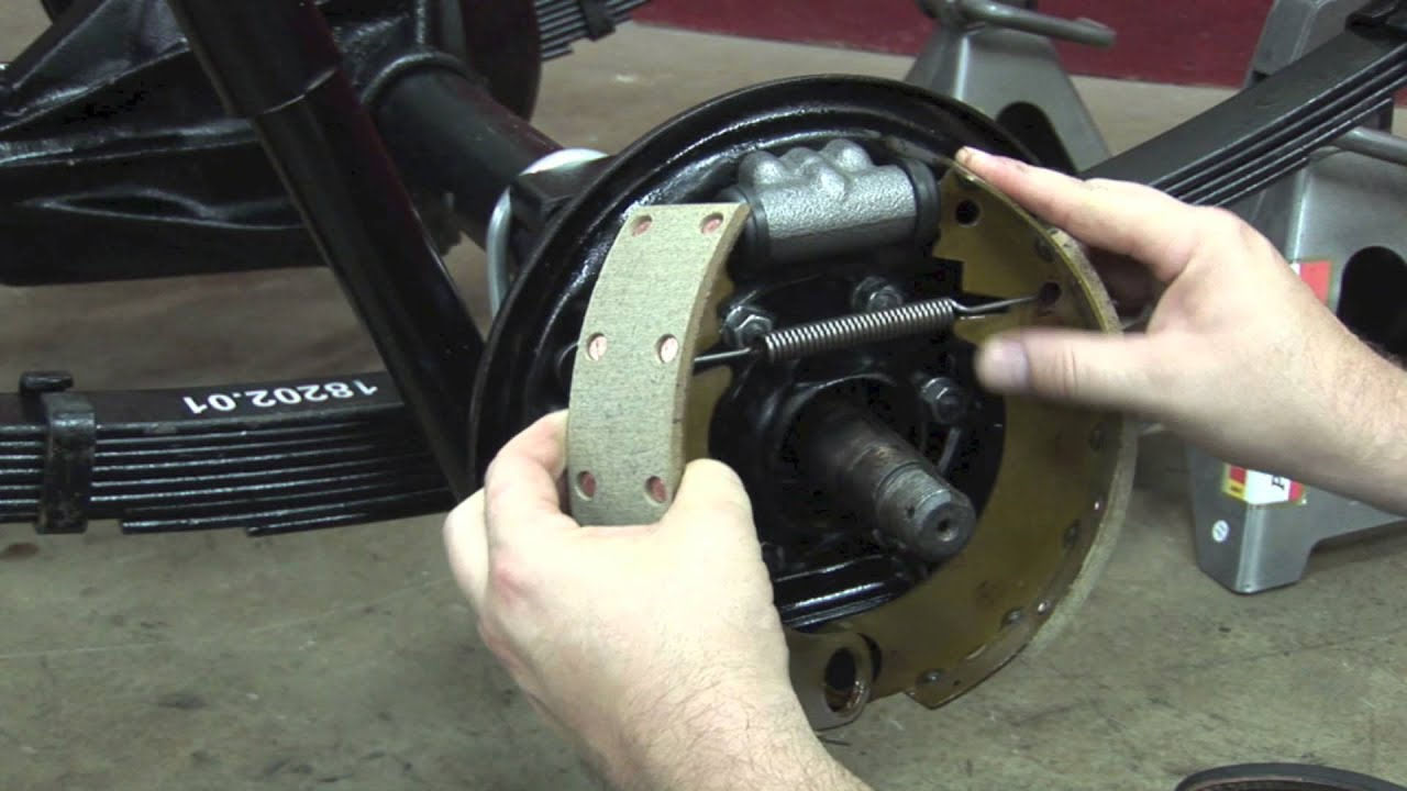 Jeep Willys 2015 >> Willys Jeep Brake Return Springs - YouTube