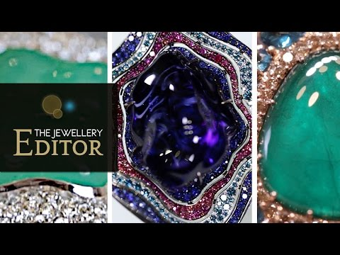 Three amazing rings in under 3 minutes: Fabergé, Rodney Rayner, Jewellery Theatre