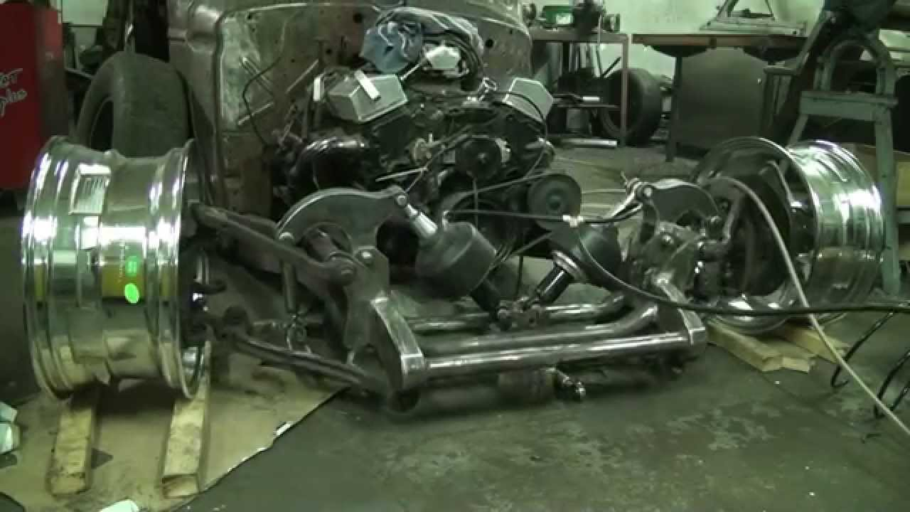 Air Ride Hot Rod Ridetech Shockwave Sinistry Kaztomz Youtube