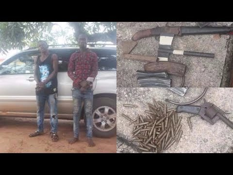 Thumbnail: Another kidnap kingpin arrested by police in Imo state (photos)