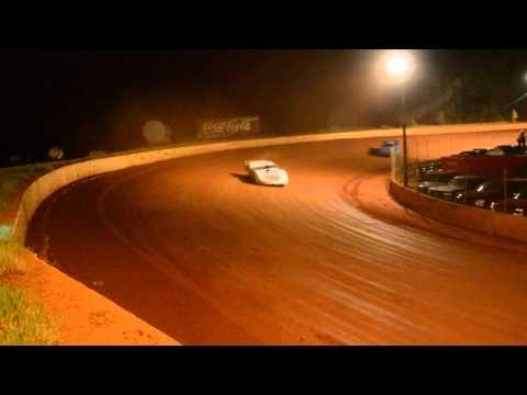 crate main laurens speedway 7/25/15 winner zack mi