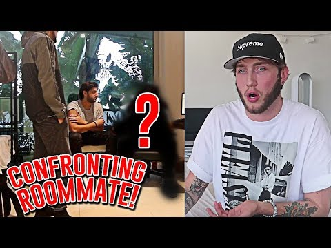 Thumbnail: CONFRONTING THE ROOMMATE WHO STOLE FROM FAZE BANKS!!