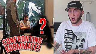 CONFRONTING THE ROOMMATE WHO STOLE FROM FAZE BANKS!!