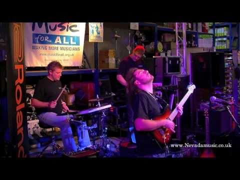 Roland UK Band Perform  Alex Hutchings, Craig Blundell & Luke Edwards