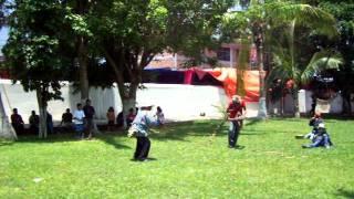 Danza los pescadores-Quechultenango, Guerrero