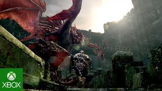 DARK SOULS: REMASTERED Gameplay Trailer | Xbox One