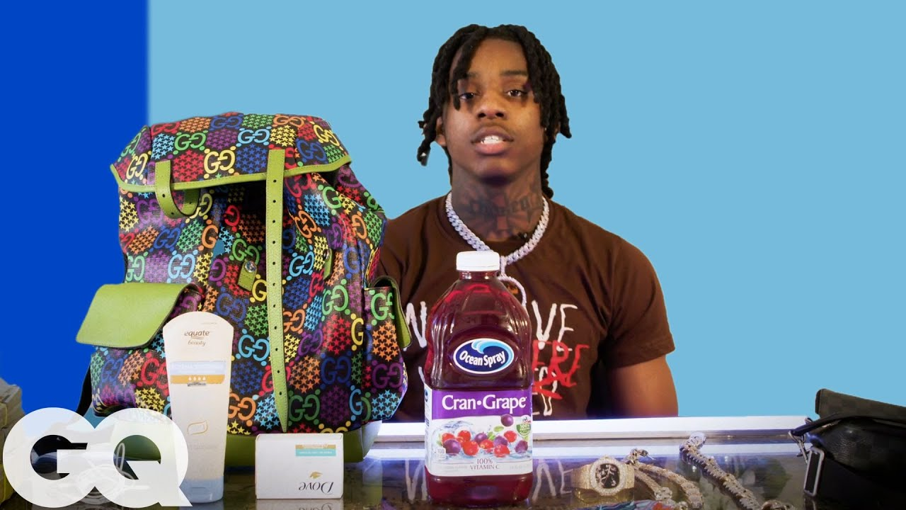 10 Things Polo G Can't Live Without