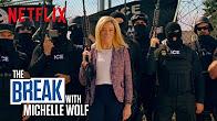 The Break with Michelle Wolf | ICE IS | Netflix - Продолжительность: 2 минуты 35 секунд