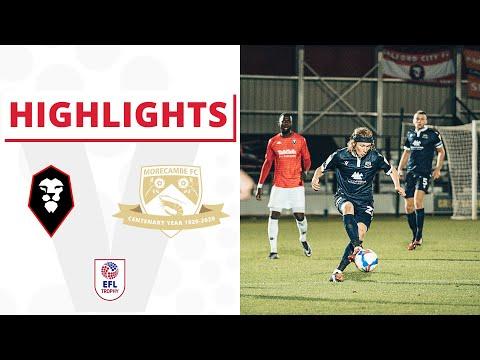 Salford Morecambe Goals And Highlights