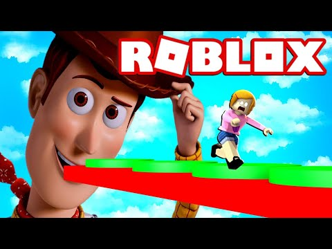 Roblox | Escape Toy Story 4 Obby With Molly!