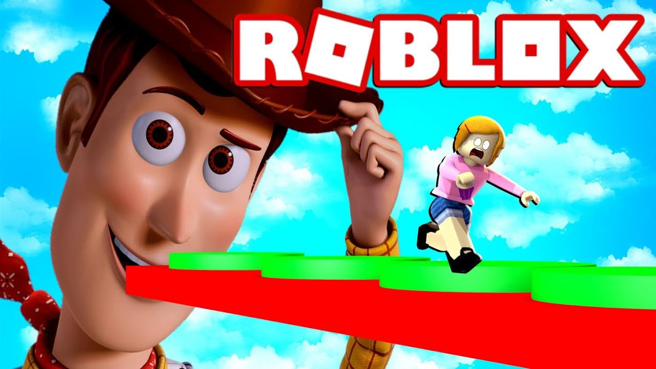 Roblox Escape Toy Story 4 Obby With Molly Youtube