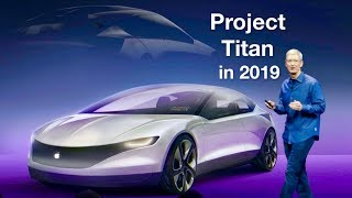 State of Project Titan in 2019