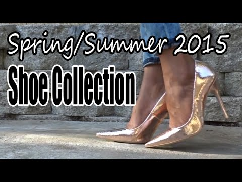 Spring/Summer 2016 Shoe Collection (Shoes for Tall Women) Lookbook