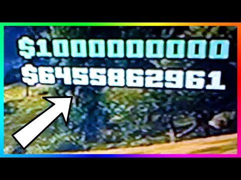 GTA 5 Online - Trillions of Dollars Money Glitches, Banned Increases & Tracking Glitches! (GTA 5)