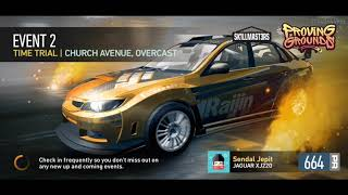 Mobil Balap NFS ( Need For Speed ) No Limits - EVENT 2