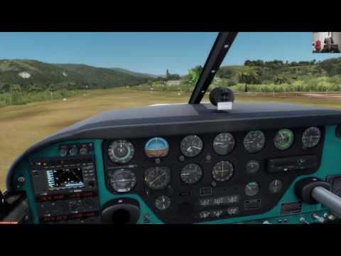 P3D v3.4 PNG Flight KSP Kosipe to TAP Tapini