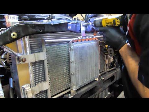 How to Install the Flex-A-Lite 2003-2009 Dodge Ram Cummins Transmission Cooler