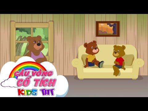 [Khoảng Trời Tuổi Thơ] Tập 6 - Hai Chú Gấu Lười Nhác - Kids THT