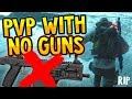 NO GUNS DARK ZONE CHALLENGE - The Division Funny Moments