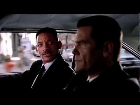 Men In Black 3 -  Trailer 2  NL/FR Subs (23/05)